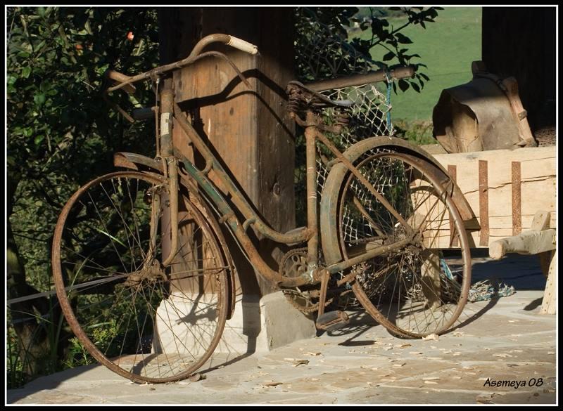bicicletas antiguas, bicicleta antigua