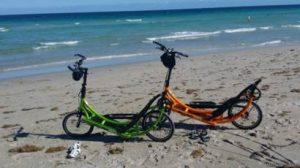 bicicletas elípticas, bicicleta elíptica