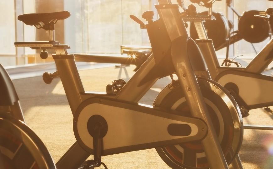 bicicletas estáticas, bicicleta estática