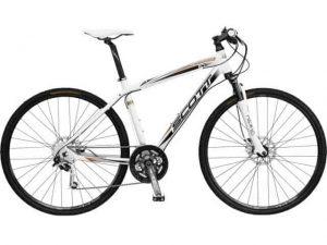 bicicletas híbridas, bicicleta híbrida