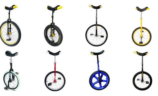 monociclos, monociclo