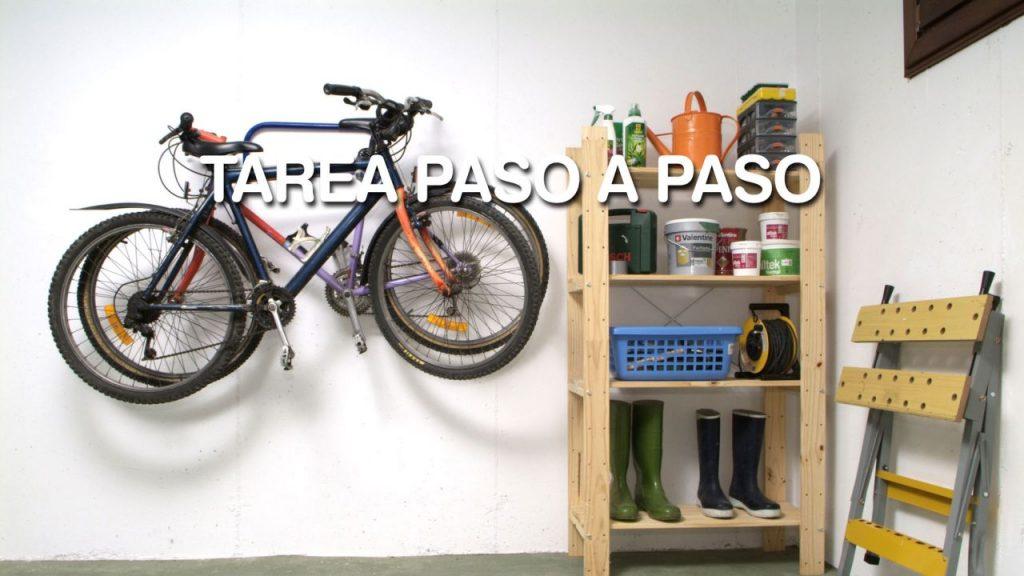 colgador de bicicletas